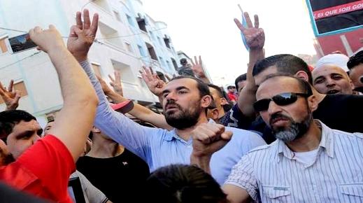 """معتقلو """"حراك الريف"""" يوقفون """"إضراب الموت"""" وأنباء عن جمعهم بسجن الناظور"""