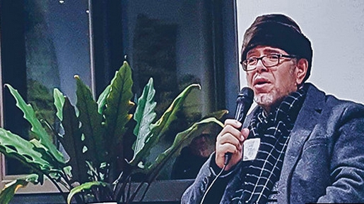 الدكتور محمد الطلحاوي يحاضر بمدن هولندية في موضوع المسلمون في الغرب وقيم العيش المشترك