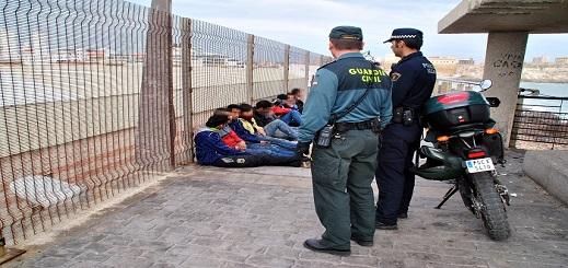 اسبانيا تشرع في ترحيل الأطفال المغاربة غير المصحوبين إلى بلدهم