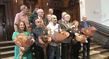 """توشيح شقيقين ريفيين في احتفالات """"عيد الملك"""" بهولندا لإسهاماتهما بأعمال جمعوية ومدينة ناجحة"""