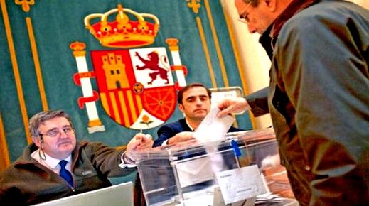 نتائج أولية: الحزب الاشتراكي الحاكم يتجه إلى تصدر الانتخابات البرلمانية بإسبانيا