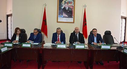برنامج دعم واعد بأزيد من 2 مليار سنتيم لفائدة التعاونيات والجمعيات بالإقليم