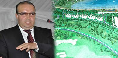 """سعيد زارو: """"مدينة الشاطئين"""" مشروع رائد من أجل سياحة بيئية"""