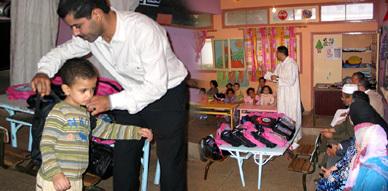 جمعية التنمية والتعاون بتاويمة تنظم لـقاءا تـواصليا مـع أمهات وآباء براعم التعليـم الأولي