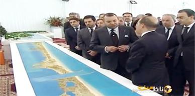 الملك يترأس مجلس وزاري و مشروع مارتشيكا بالناظور