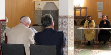 مسجد التوحيد في فيسبادن يحتفل بيوم المساجد المفتوحة بألمانيا