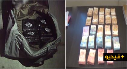 بالفيديو.. الشرطة الاسبانية تنهي نشاط شبكة لترويج المخدرات في إشبيلية من بين أعضائها مغاربة