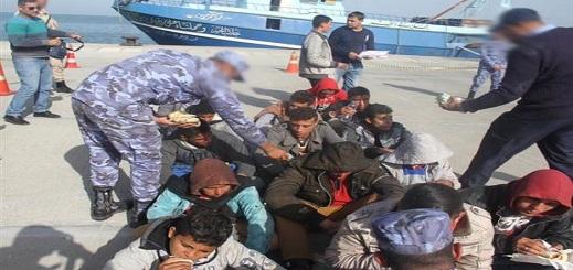 أرقام رسمية تكشف منع 25 ألف حالة عبور غير قانونية لإسبانيا على سواحل المغرب