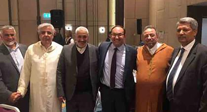 تجمع مسلمي بلجيكا يقيم حفل إفطار بحضور السفير المغربي وشخصيات بارزة من مختلف الأديان