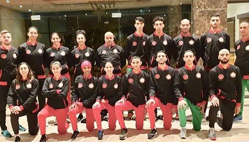 المنتخب المغربي للتايكوندو يشارك في بطولة العالم بمانشيستر البريطانية
