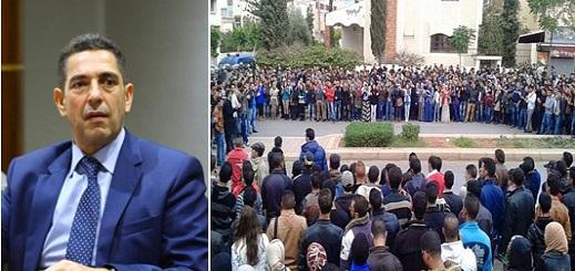 أمزازي: منع أنشطة الفصائل الطلابية ليس للتضييق على الحريات وإنما للدفاع عن الحرم الجامعي