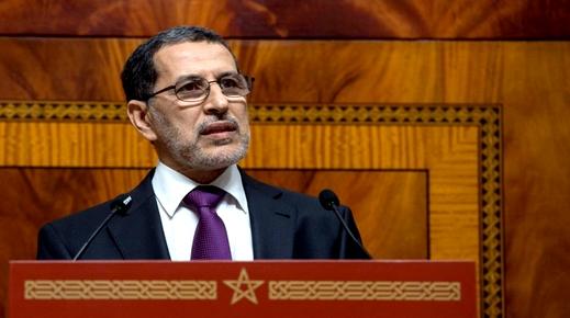 العثماني: نتطلع أن يكون أول قرار تتخذه السلطة الجزائرية الجديدة هو فتح الحدود
