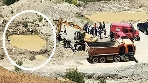 دعوة لفتح تحقيق في وفاة طفل غرقا في مقلع للرمال بالحسيمة