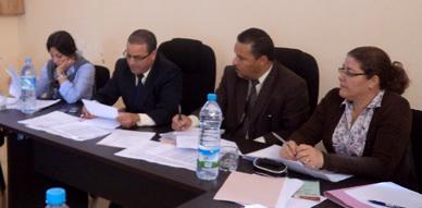 المجلس الجماعي لبني شيكر يعقد دورة اكتوبر العادية