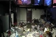 حريق يدمر مقر صحيفة فرنسية نشرت عدداً ساخرا عن الرسول صلى الله عليه وسلم