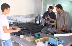 مع المواطن: ورشة نجارة الألمنيوم بالحسيمة