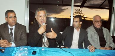 """انتخاب محمادي توحتوح رئيسا للفرع المحلي لحزب """"الحمامة"""" ببوعرك بمباركة من المنصوري وأزواغ"""