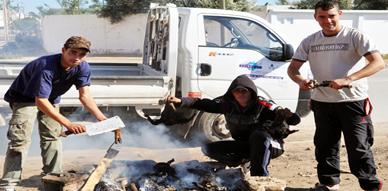 سيناريو تراكم الأزبال خلال أيام عيد الأضحى يتكرر والمسؤولون بمدينة الناظور في سبات عميق