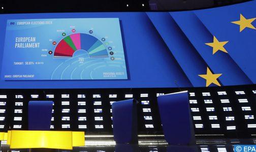 الانتخابات الأوروبية : تراجع للمجموعات السياسية الكبرى أمام تقدم الشعبويين والخضر والليبراليين