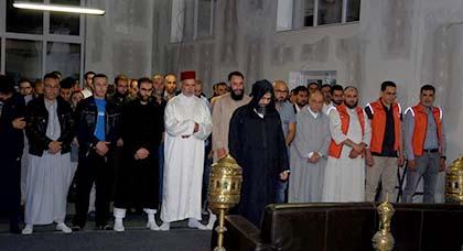 جمعويون مغاربة بألمانيا يقيمون مائدة إفطار جماعي بحضور فعاليات دينية