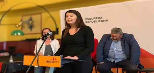 الريفية نبيلة بلغنو شرييط تفوز بمقعد إنتخابي في بلدية إسباراغيرا ضواحي برشلونة
