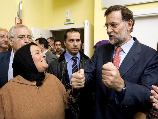 راخوي يوظف مليلية كورقة انتخابية ويدعو ساكنتها لتجديد الثقة في الحزب الشعبي