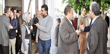 عامل إقليم الناظور يجري إجتماعا مع وكلاء ووكيلات اللوائح الانتخابية والمرشحين الخاص باقتراع 25 نونبر المقبل