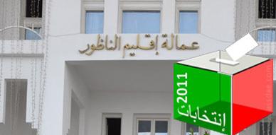 17 لائحة تتنافس على أربعة مقاعد برلمانية بالدائرة الإنتخابية للناظور
