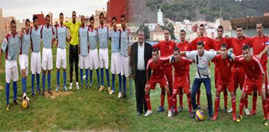 وفاق أزغنغان لكرة القدم ينهزم داخل ميدانه أمام بلدية تولال بهدفين دون مقابل