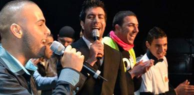 إسماعيل بلعوش يشارك في الحفل السنوي لجمعية دار لقمان بفرنسا