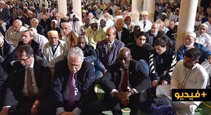 الآلاف من المسلمين يؤدون صلاة عيد الفطر بمختلف الدول الأوروبية