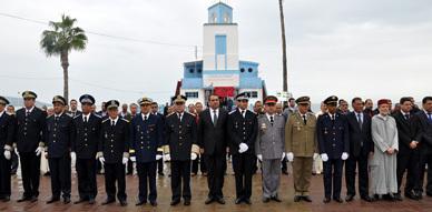 عمالة إقليم الناظور تحتفل بالذكرى 56 لعيد الاستقلال المجيد