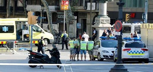 بالفيديو.. الشرطة الوطنية توقف مواطنا مغربيا متهما بالإرهاب بعد فراره سرا الى اسبانيا