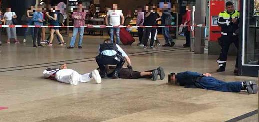 بسبب تكبيرات عيد الفطر.. الشرطة الألمانية تعتقل 10 شبان في كولونيا