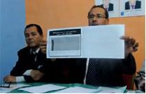 التوفالي: حصيلة ممثلي الناظور بالبرلمان طيلة الخمسة سنوات الماضية صفر