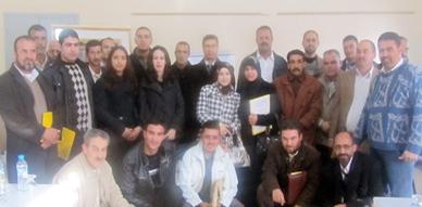 عمالة الدربوش تنظم دورة تكوينية حول المبادرة الوطنية للتنمية البشرية