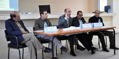 ثانوية بني أنصار الإعدادية تحتضن يوما دراسيا حول الإعلام التربوي تخليدا لذكرى عيد الاستقلال المجيد
