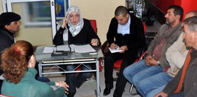 فرقة أسام للمسرح بالناظور ضيفة على برنامج ماماش تاجيد أوان يازوان أمان للإذاعة الأمازيغية