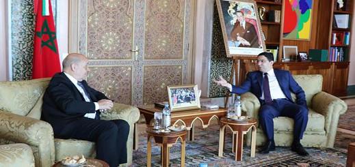 وزير الخارجية الفرنسي: لم يحدث في التاريخ أن منحت فرنسا عددا كبيرا من التأشيرات للمغاربة مقارنة بالسنة الماضية