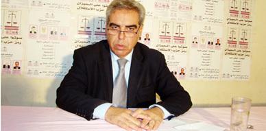 مداخلة وكيل لائحة حزب الإستقلال بالناظور السيد ذ. محمد الطيبي في إطار الحملة الانتخابية