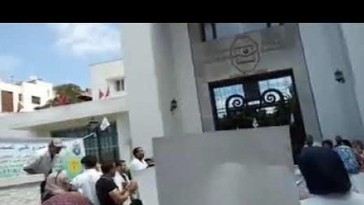 شركات النظارات تحشد الطلبة وعائلاتهم للإحتجاج دفاعا عن نظاراتيي التقسيط
