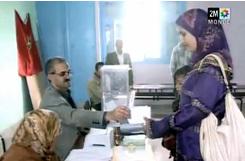 مشاركة ساكنة مدينة مليلية في الانتخابات التشريعية