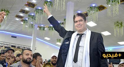 الفتاحي: انتخابي أمينا عاما مسؤولية كبيرة وسأعمل على هيكلة الحزب في الداخل والخارج