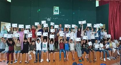 المبادرة المغربية للعلوم والفكر تنظم امتحانا تجريبيا لتلامذة القسم السادس ابتدائي بالناظور