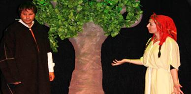 أبناء الريف بهولندا يتفاعلون بشكل حماسي مع العرض الثاني لفرقة اسام للمسرح بمدينة تيلبورخ