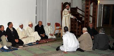 مؤسسة الإمام مالك بالدنمارك تنظم أمسية دينية بمناسبة عودة حجاج بيت الله الحرام