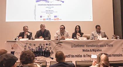 حركة المغاربة الديموقراطيين المقيمين بالخارج و مرصد التواصل و الهجرة بهولندا ينظمان ندوة حول الإعلام والهجرة