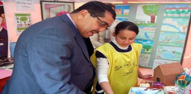 تعيين عبد الله بنحيى نائبا إقليميا لوزارة التعليم بالناظور خلفا لمحمد البور الذي تم تنقيله الى مدينة وجدة