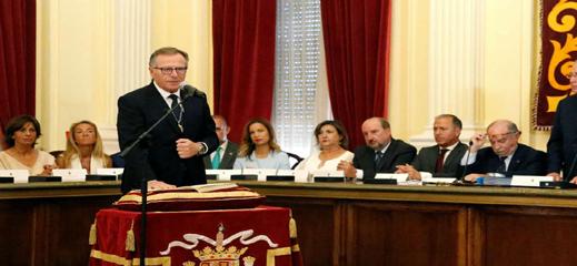 وثائق.. ملك اسبانيا ينهي الجدال حول الحاكم الشرعي لمدينة مليلية المحتلة
