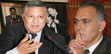 مصطفى المنصوري يتحفظ من قرار إصطفاف حزب الحمامة في المعارضة والحزب مهدد بإنشقاقات داخلية حول تشكيلة الحكومة
